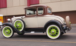 Restored Classic Vintage 1920's Ford Stock Images