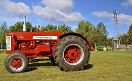 Restored Farmall W 450 Stock Photos