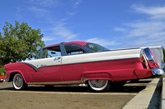 1955 restored Ford Crown Victoria Stock Photography