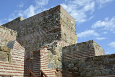 Restored fortress in Bulgaria 2016. Restored fortress in Bulgaria Stock Photos