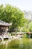 The Restored Garden scenery Stock Photos