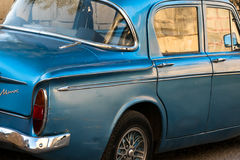 Restored Hillman Minx Royalty Free Stock Images