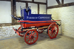 1842 Merryweather Fire Engine Stock Image