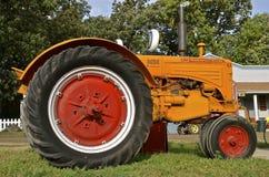 Restored Minneapolis Moline tractor Stock Image