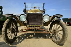 Restored Model T Ford automobile Stock Photos