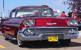 Restored Red Chevrolet Stock Images