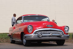 Restored Red Mercury Stock Images