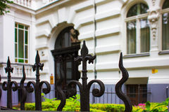 Restored Residential House in Berlin Royalty Free Stock Photos