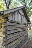 19th century,settlement. A restored 19th century,settlement in Mount Vernon Illinois stock photos