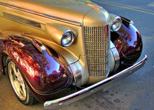 restored vintage auto Royalty Free Stock Photos