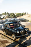 Restored vintage car Stock Photos