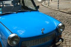 Restored vintage Trabant car Royalty Free Stock Photography