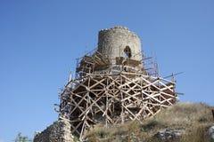 Restoring tower Stock Photos