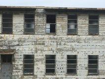 Restos abandonados finales de San Francisco Navy Ship Yard, 3 Foto de archivo libre de regalías