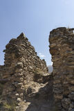 Restos arqueológicos de Arwaturo - Junin - Perú foto de archivo
