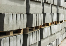 restrictions pour des travaux de construction Photo stock