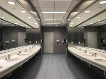 restroom Fotografía de archivo
