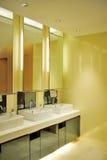 Restroom Royalty Free Stock Photo