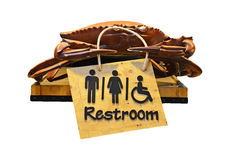 RestRoom Royalty Free Stock Photo