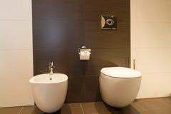 Restroom detail stock images