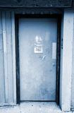 Restroom Door Stock Photography