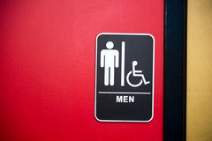 Restroom Royalty Free Stock Images