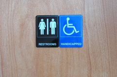 Restrooms Stock Images