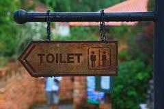 Restroomzeichen Lizenzfreie Stockbilder