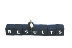 Results Royalty Free Stock Image