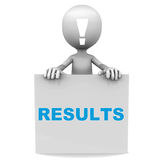 Results Royalty Free Stock Images