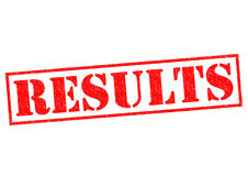 RESULTS Stock Images