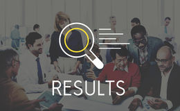 Results Research Knowledge Discovery Concept Royalty Free Stock Photography