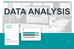 Results Statistic Research Data Analysis Concept Royalty Free Stock Images