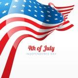 Resuma el 4 de julio Imagen de archivo