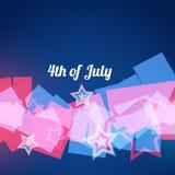 Resuma el 4 de julio libre illustration