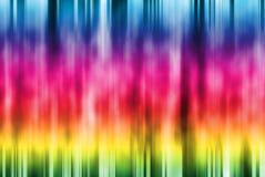 Resuma el fondo colorido con el centro de la falta de definición Fotografía de archivo
