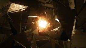 Resuma el túnel y el resplandor metrajes