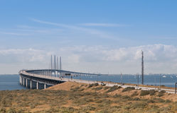 ?resund Link Stockfotos