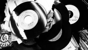 Resurrección del vinilo Fotografía de archivo libre de regalías