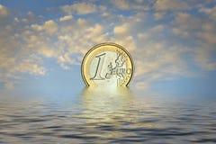 Resurrección euro Fotografía de archivo