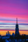 Resurrection Cathedral in Shuya, Russia Royalty Free Stock Photo