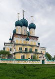 Resurrection Cathedral, Tutayev Royalty Free Stock Photography