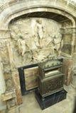Resurrection chapel, Saint Mary's Cathedral, Valencia Royalty Free Stock Photo