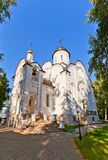 Resurrection church in Bykovo, Moscow region, Russia Royalty Free Stock Images