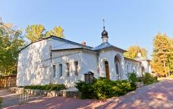 Resurrection church in Bykovo, Moscow region, Russia Stock Photos