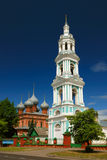 Resurrection church in Kostroma Stock Photo
