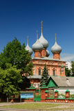 Resurrection church in Kostroma Stock Photography