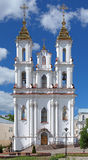 Resurrection church in Vitebsk Stock Photo