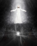 The Resurrection of Jesus Christ Illustration Royalty Free Stock Images
