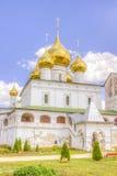 Resurrection monastery Uglich Stock Photography